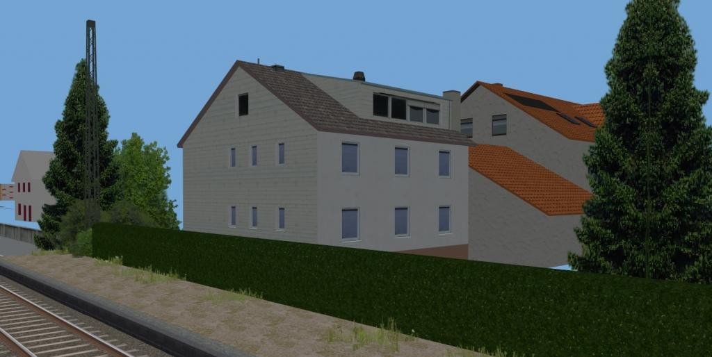 Wohngebäude Bahnhofstraße Gersthofen